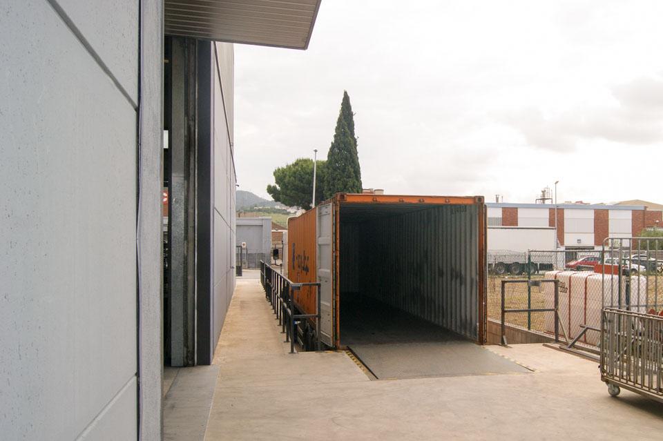 Muelle de carga FBO ORGANISATION.