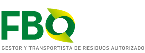 FBO. GESTOR Y TRANSPORTISTA DE RESIDUOS AUTORIZADO