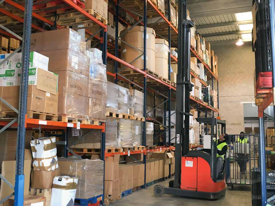 FBO ORGANISATION, instalaciones en Sant Feliu de Llobregat